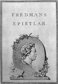 FREDMANS EPISTLAR SPEL